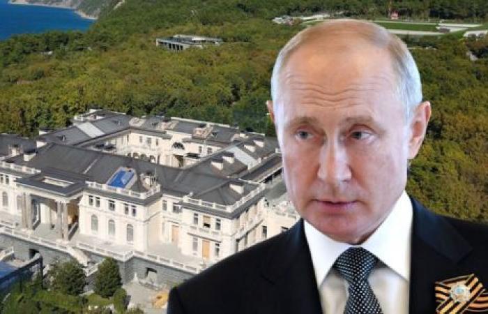 فيديو| «دولة داخل دولة».. الأسرار الخفية لقصر«القيصر» بوتين