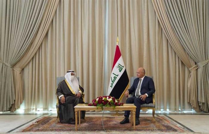 #المصري اليوم -#اخبار العالم - الرئيس العراقي: مكافحة الإرهاب تتطلب التعاون مع دول الجوار موجز نيوز