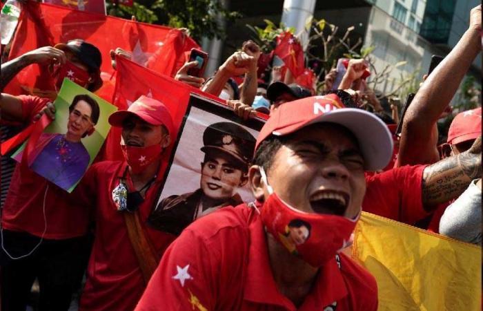 #المصري اليوم -#اخبار العالم - ميانمار توقف حركة الطيران 4 أشهر بعد الانقلاب موجز نيوز