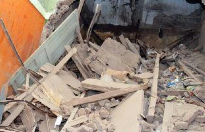#اليوم السابع - #حوادث - مصرع شخصين وإصابة ثالث فى انهيار سقف غرفة بأحد منازل القناطر الخيرية