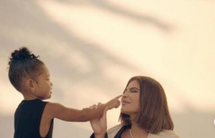 #اليوم السابع - #فن - ماذا قالت كيلى جينر عن ابنتها الوحيدة ستورمى بعد بلوغها سن الثالثة؟