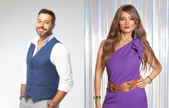 """#اليوم السابع - #فن - زينة وأحمد السعدنى بطلا مسلسل """"زى البيت الوقف"""" رمضان المقبل"""