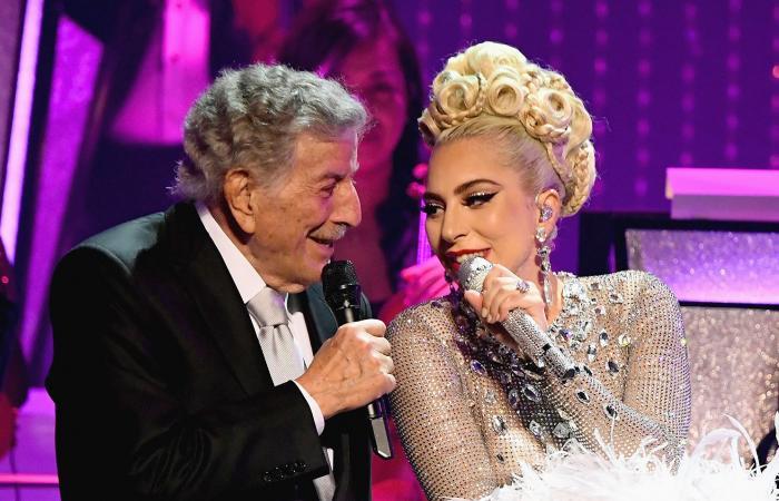 #اليوم السابع - #فن - رغم الإصابة بالزهايمر..أسطورة الغناء توني بينيت يسجل ألبوم جديد مع ليدي جاجا