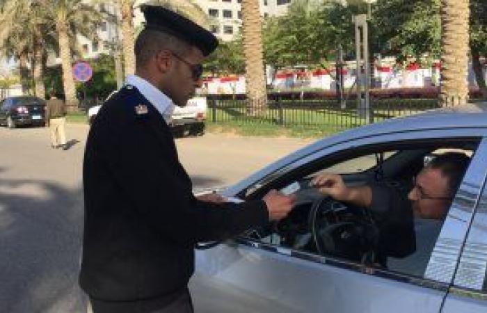 #اليوم السابع - #حوادث - حملات مرورية بالشوارع والمحاور الرئيسية فى القاهرة والجيزة لرصد المخالفين