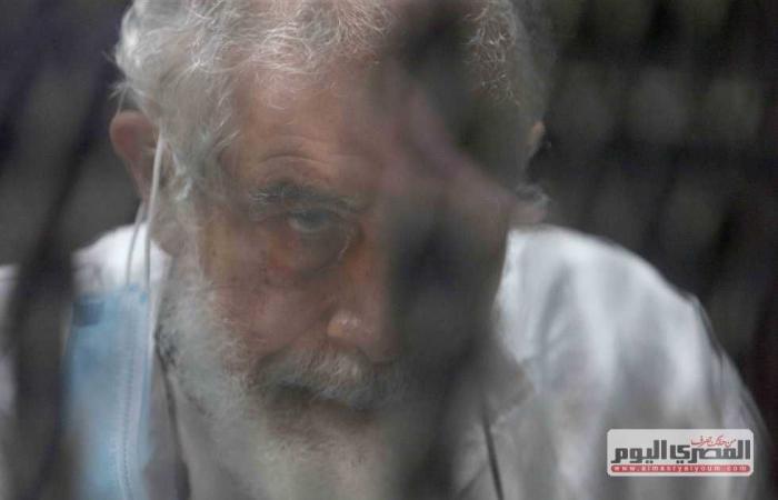 #المصري اليوم -#حوادث - اليوم.. إعادة محاكمة محمود عزت بـ«أحداث مكتب الإرشاد» موجز نيوز