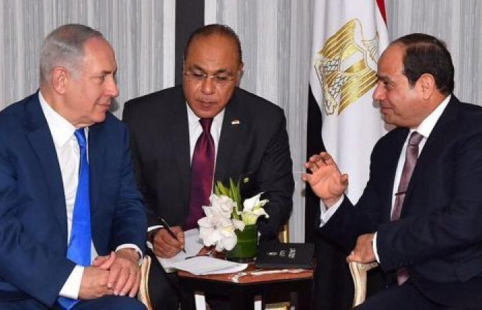هل ينجح «السيسي» في انتزاع تنازل إيجابي من «نتنياهو» لصالح القضية الفلسطينية؟
