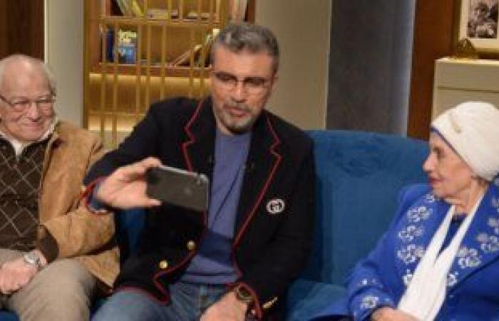 """#اليوم السابع - #فن - مجدى أبو عميرة: غيرنا تتر النهاية لـ""""المال والبنون"""" اقتداء برسول الله"""