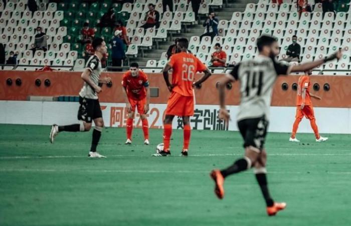تحديد المركز الخامس.. أولسان هيونداي 0-1 الدحيل.. مونديال الأندية