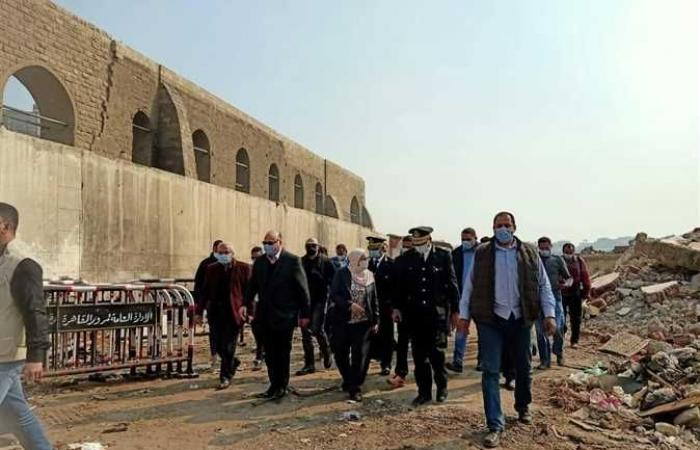 المصري اليوم - اخبار مصر- إزالة 164 عقار يسكنها 618 أسرة في «بني هلال».. ونقل الأهالي للأسمرات موجز نيوز