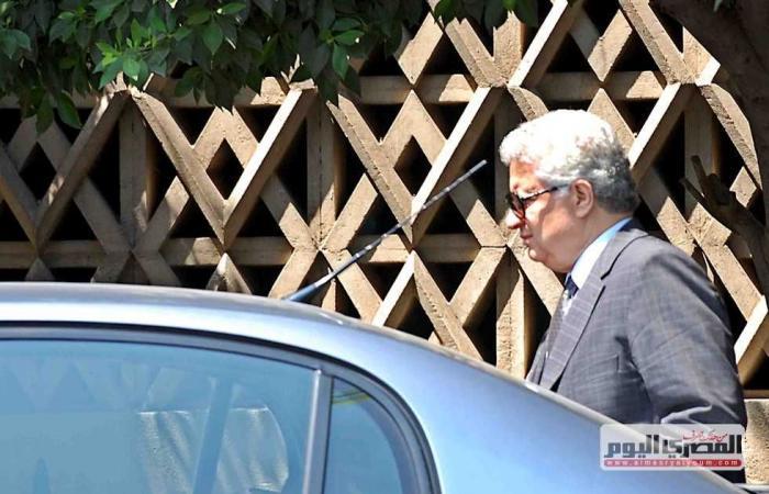 #المصري اليوم -#حوادث - مرتضى منصور غاب عن الجلسة.. و«المحكمة» تؤيد قرار حل «الزمالك» موجز نيوز