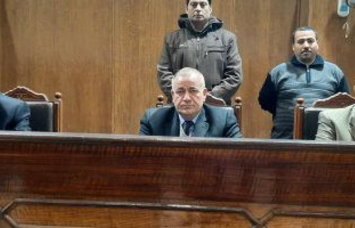 #اليوم السابع - #حوادث - الحكم على متهم محال أوراقه لقتله مواطنا بدافع السرقة في المقطم اليوم