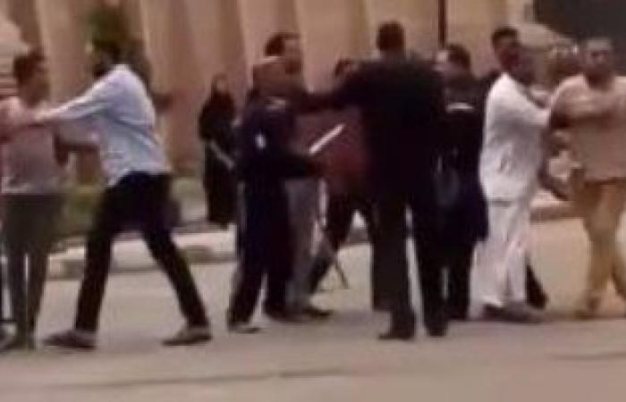 #اليوم السابع - #حوادث - إصابة شخصين في مشاجرة والأمن يضبط المتهمين من الطرفين ببولاق الدكرور