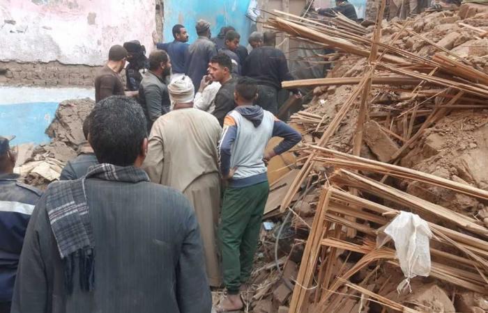 #المصري اليوم -#حوادث - النيابة تصرح بدفن جثث ضحايا انهيار منزل «الشواخين» في جرجا موجز نيوز