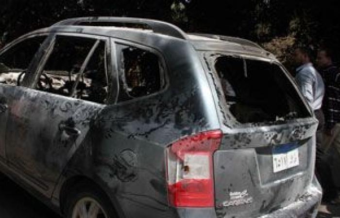 #اليوم السابع - #حوادث - القبض على 4 متهمين أشعلو النار فى سيارة مدير بشركة الكهرباء بالإسماعيلية