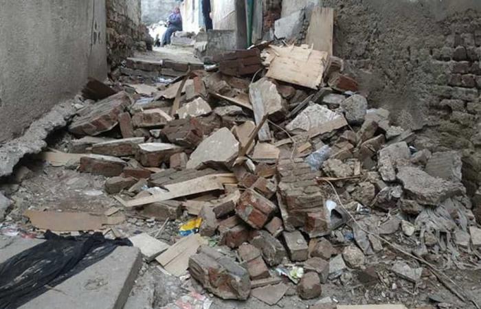 #المصري اليوم -#حوادث - وفيات وإصابات في انهيار حائط فندق أثناء حفل زفاف بالمنيا موجز نيوز