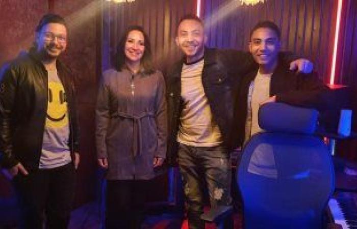 #اليوم السابع - #فن - المطربة الأمريكية اليز ليبيك تسجل أغنية جديدة بالعربى والإنجليزى فى مصر