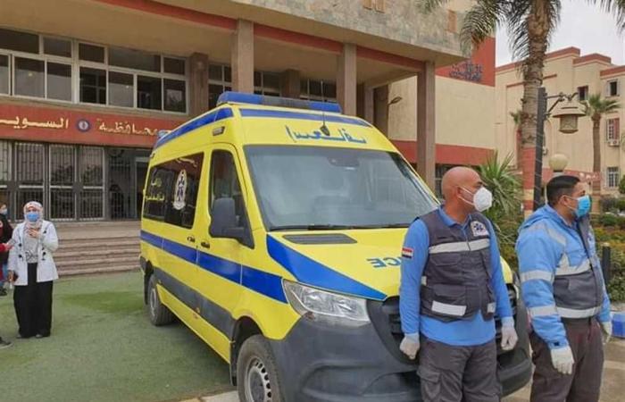 #المصري اليوم -#حوادث - إصابة عامل في حادث مروري بالمنيا موجز نيوز