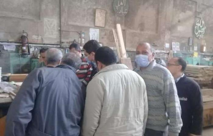 اخبار السياسه رئيس غزل المحلة للعمال: «أنتم عنوان أصالة صناعة النسيج في مصر»