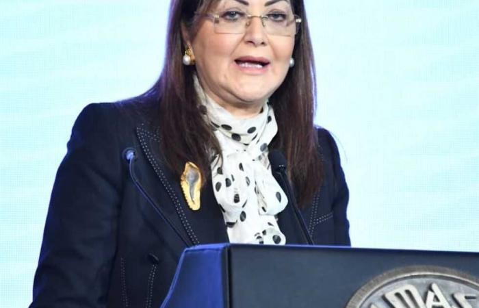 #المصري اليوم - مال - وزيرة التخطيط: 40% انكماشًا في الاقتصاد العالمى.. ومصر رقم واحد في التنمية بأفريقيا موجز نيوز