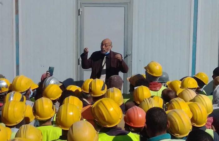 المصري اليوم - اخبار مصر- وزير القوى العاملة: 10 آلاف من العمالة غير المنتظمة بمشروعات العاصمة الإدارية موجز نيوز