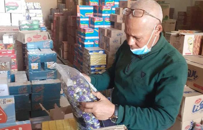 المصري اليوم - اخبار مصر- إعدام 18 كيلو أغذية فاسدة وتحرير 10 محاضر صحية بشمال سيناء موجز نيوز