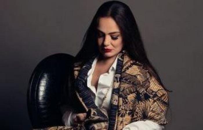 """#اليوم السابع - #فن - شريهان تهنئ جمهورها بعيد الحب: """"هابى فلانتين"""""""
