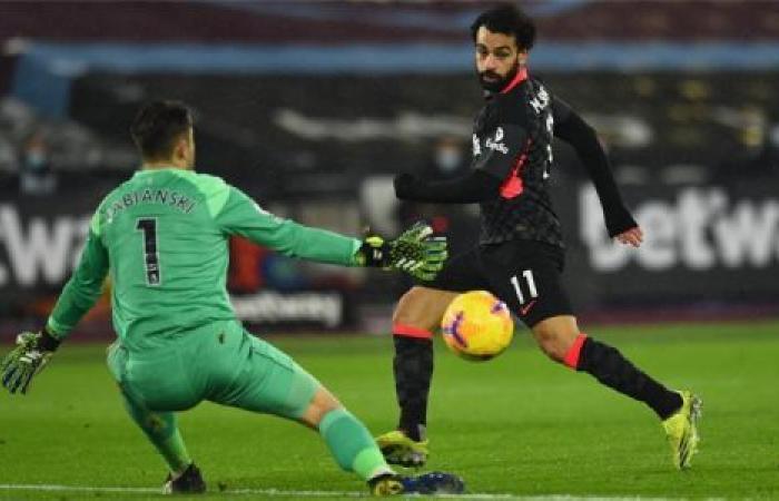 تحديات تواجه محمد صلاح اليوم في مباراة ليفربول وليستر سيتي