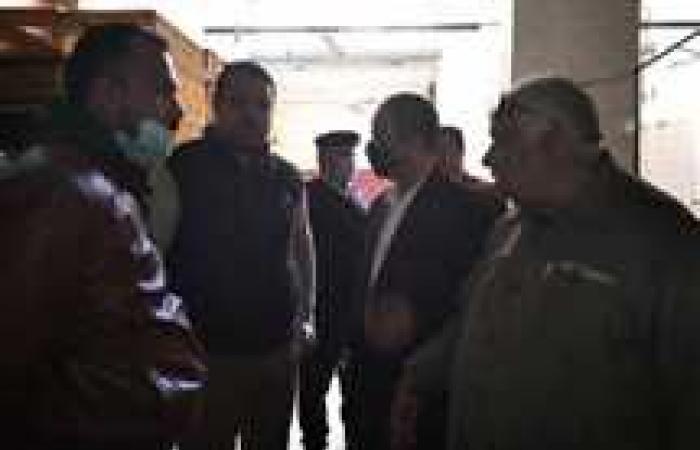 المصري اليوم - اخبار مصر- محافظ كفر الشيخ يستعرض جهود الحكومة لحل مشكلة الإسكان (صور) موجز نيوز