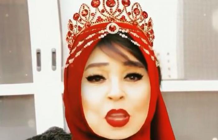 #اليوم السابع - #فن - فيفى عبده فى رسالة لمتابعيها بمناسبة الفلانتين: لابسة تاج الملوك.. فيديو وصور