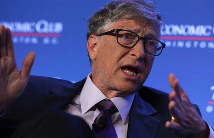 #المصري اليوم -#اخبار العالم - الملياردير بيل جيتس: رقمان يجب أن يعرفهما الجميع لإنقاذ العالم موجز نيوز