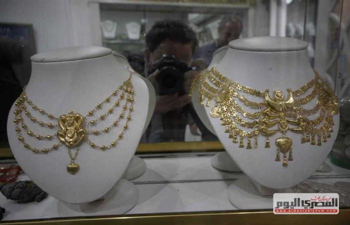 #المصري اليوم - مال - تراجع الإقبال على شراء الذهبفي«الفلانتين»: «عاوزين نعبّر.. بس الذهب غالي» موجز نيوز
