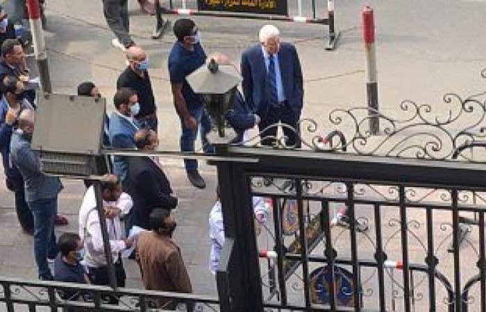 #اليوم السابع - #حوادث - الإدارية العليا تضم طعن هانى زادة لطعون مرتضى منصور على حكم تأييد «حل الزمالك»
