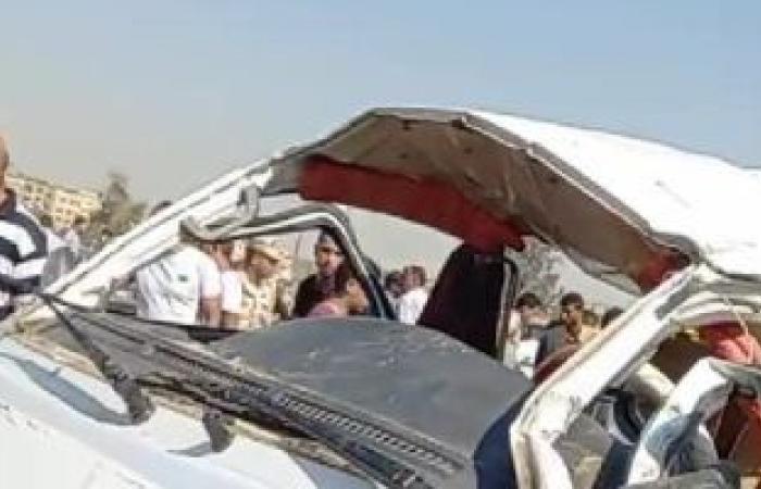#اليوم السابع - #حوادث - التحقيقات فى انقلاب مينى باص بالأزبكية: السرعة الزائدة سبب الحادث