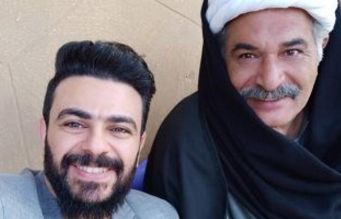 """#اليوم السابع - #فن - كريم الحسينى يشارك في مسلسل """"موسى"""" أمام محمد رمضان"""