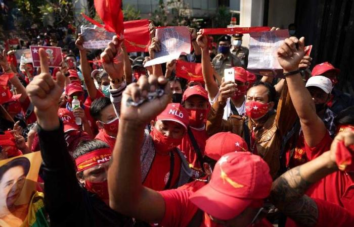 #المصري اليوم -#اخبار العالم - الأمم المتحدة تحذر جيش ميانمار من التعامل بقسوة مع المحتجين موجز نيوز