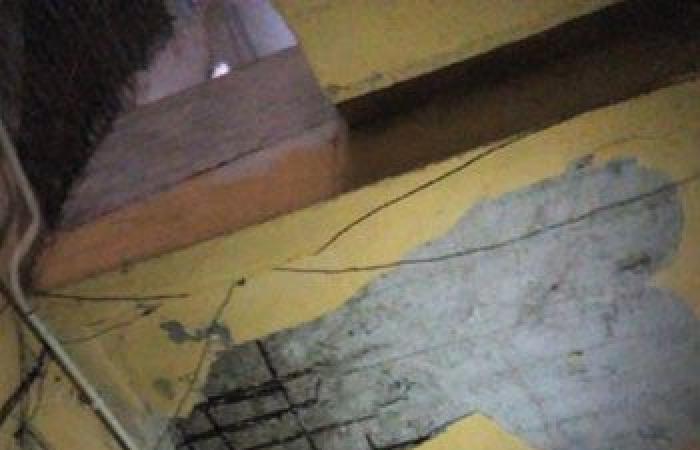 #اليوم السابع - #حوادث - إخلاء عقارين ومعاينة 3 آخرين تعرضت للانهيار بالإسكندرية بسبب الطقس السيئ