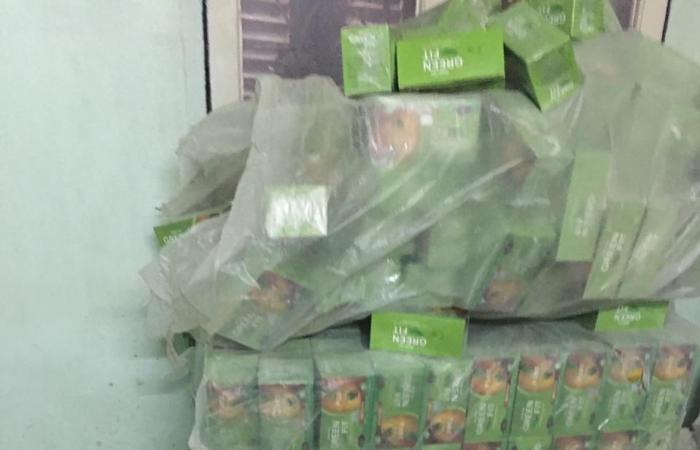 #اليوم السابع - #حوادث - ضبط مصنع لانتاج أدوية التخسيس من بوردة البلاط فى القاهرة.. صور
