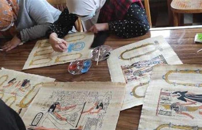 المصري اليوم - اخبار مصر- «التنمية الثقافية» يشارك في معرض ديارنا للحرف اليدوية بجناحين موجز نيوز