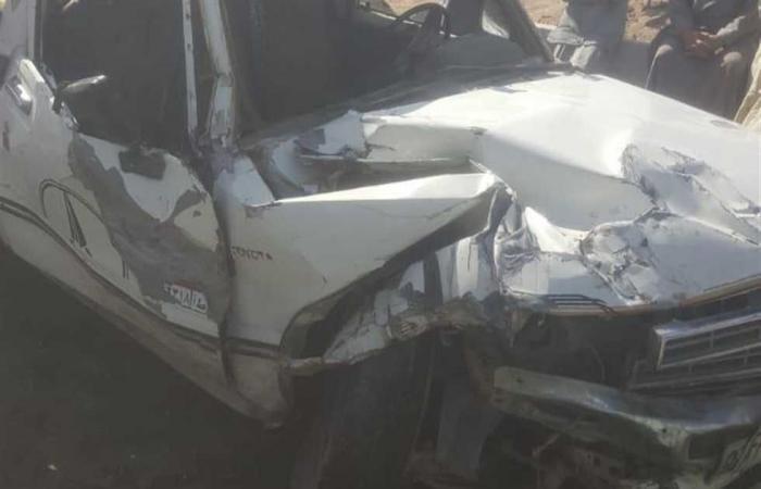 #المصري اليوم -#حوادث - مصرع وإصابة 15 في حادثي سير بالمنيا موجز نيوز