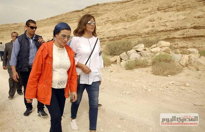 المصري اليوم - اخبار مصر- وزيرة البيئة: «وادي دجلة» تحقق أعلى معدل زيارة شهرية منذ إعلانها محمية طبيعية موجز نيوز