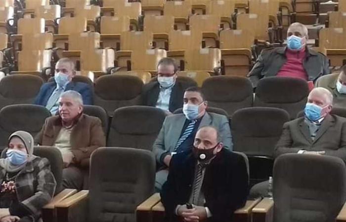 المصري اليوم - اخبار مصر- تعليم الشرقية تناقش آلية إجراء امتحانات الفصل الدراسي الأول واستئناف الدراسة موجز نيوز