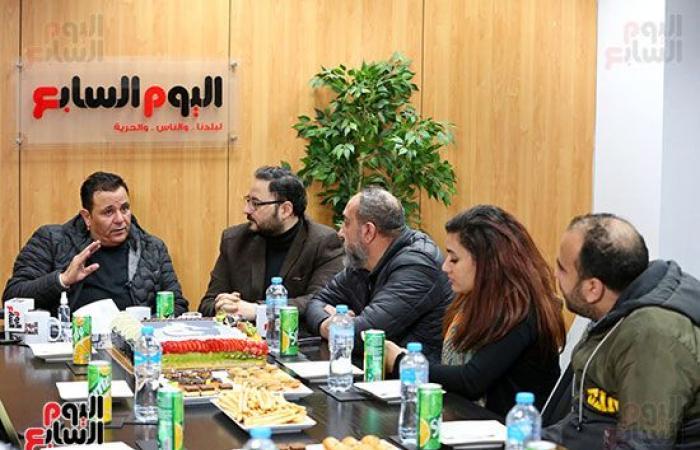 #اليوم السابع - #فن - محمد فؤاد: شرف ليا أنى خريج صنايع وانحنى احتراما لخريجي المدارس الصناعية