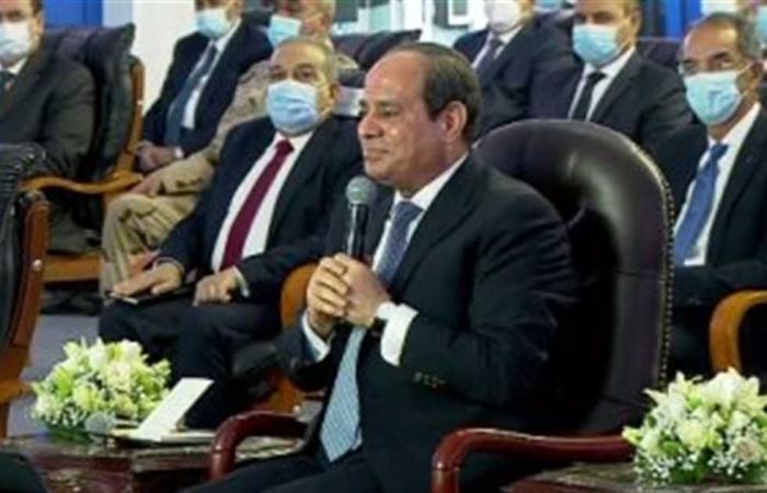 المصري اليوم - اخبار مصر- متحدث جامعة القاهرة: السيسي يضع صحة المواطن في المقام الأول موجز نيوز