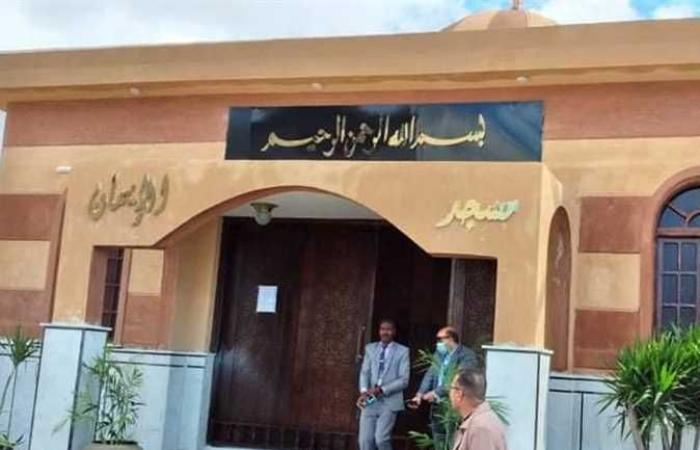 المصري اليوم - اخبار مصر- يسع لـ200 مصلٍ.. افتتاح مسجد جديد في الإسكندرية على مساحة 150 متراً (صور) موجز نيوز