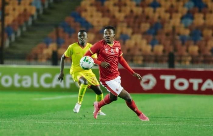 رسميا.. اختيار أجايي لاعب الجولة في دوري أبطال إفريقيا