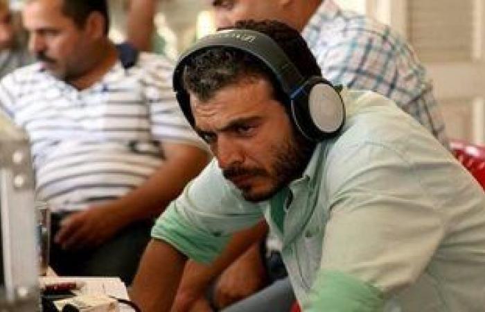 """#اليوم السابع - #فن - أحمد خالد أمين يبدأ تصوير """"يوم من الأيام"""" ضمن حكايات """"ورا كل باب"""""""