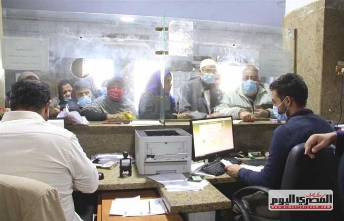 #المصري اليوم - مال - المالية: تحويل مليار جنيه للدفعة الثالثة من منحة العمالة غير المنتظمة موجز نيوز