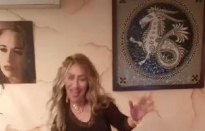 """#اليوم السابع - #فن - إيناس مكى تتحدى أبطال فيلم """"وقفة رجالة"""" بالرقص على أغنية إخواتى..فيديو وصور"""