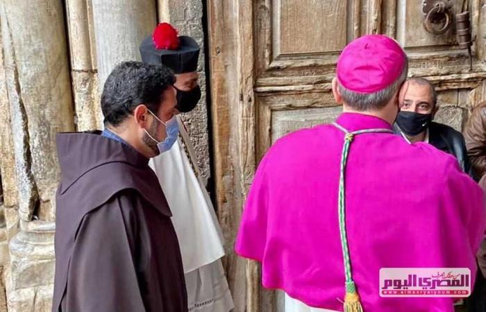#المصري اليوم -#اخبار العالم - أتباع طائفة اللاتين الكاثوليك يبدأون الصوم الكبير (صور) موجز نيوز