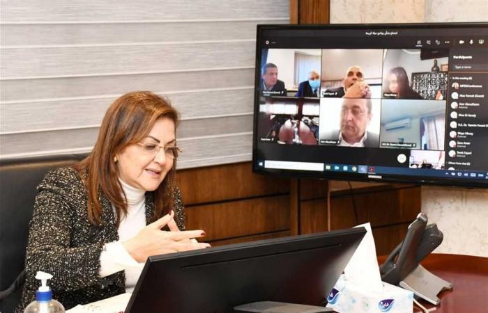 #المصري اليوم - مال - وزيرة التخطيط: التحول للاقتصاد الرقمي والتوسع بالخدمات المالية الإلكترونية توجه عالمي موجز نيوز